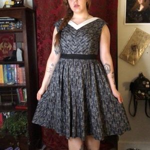 Haunted Mansion Inspired Dress